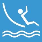 Wasserrutschbahn Badi