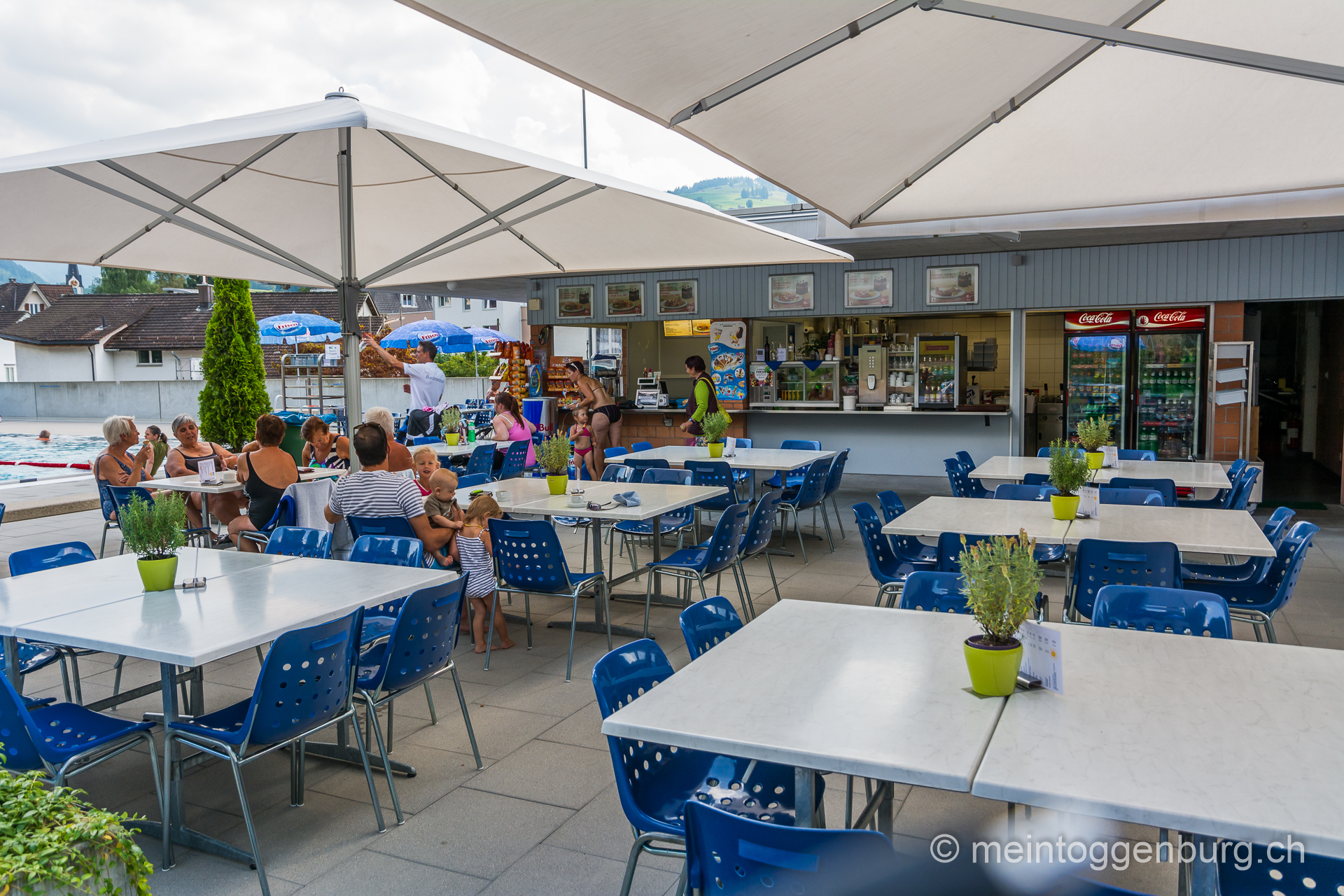 Badi Ebnat-Kappel / Freibad Ebnat-Kappel