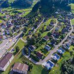 Luftaufnahme Brunnadern