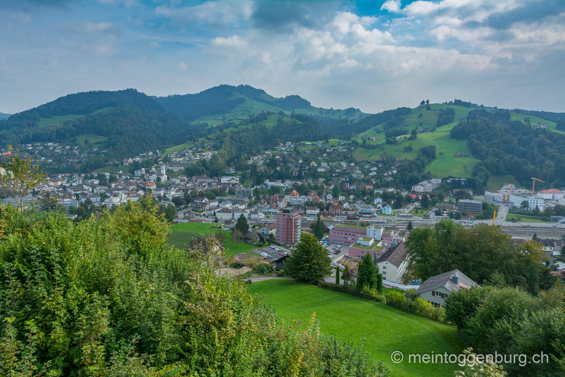 Grillplatz Iburg Wattwil