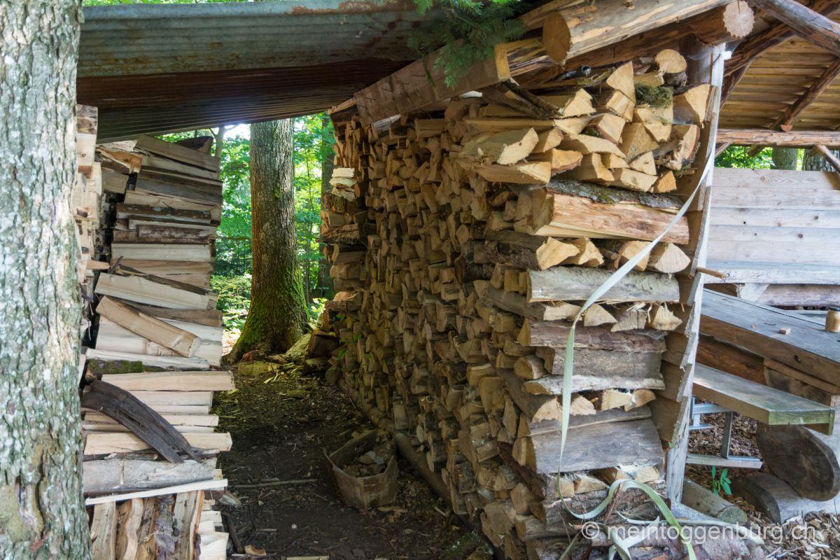 Feuerstelle Letten Kirchberg Toggenburg