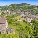 Iburg Wattwil / Yburg / Burg Iberg