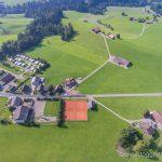 Luftaufnahme Bächli Hemberg