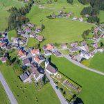 Luftaufnahme Ennetbühl