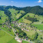 Luftaufnahme Krinau