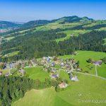 Luftaufnahme Schmidberg