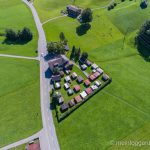 Luftaufnahme Starkenbach Camping