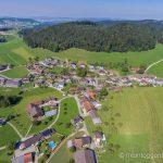 Luftaufnahme Tufertschwil Lütisburg