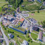 Luftaufnahme Spital Wattwil