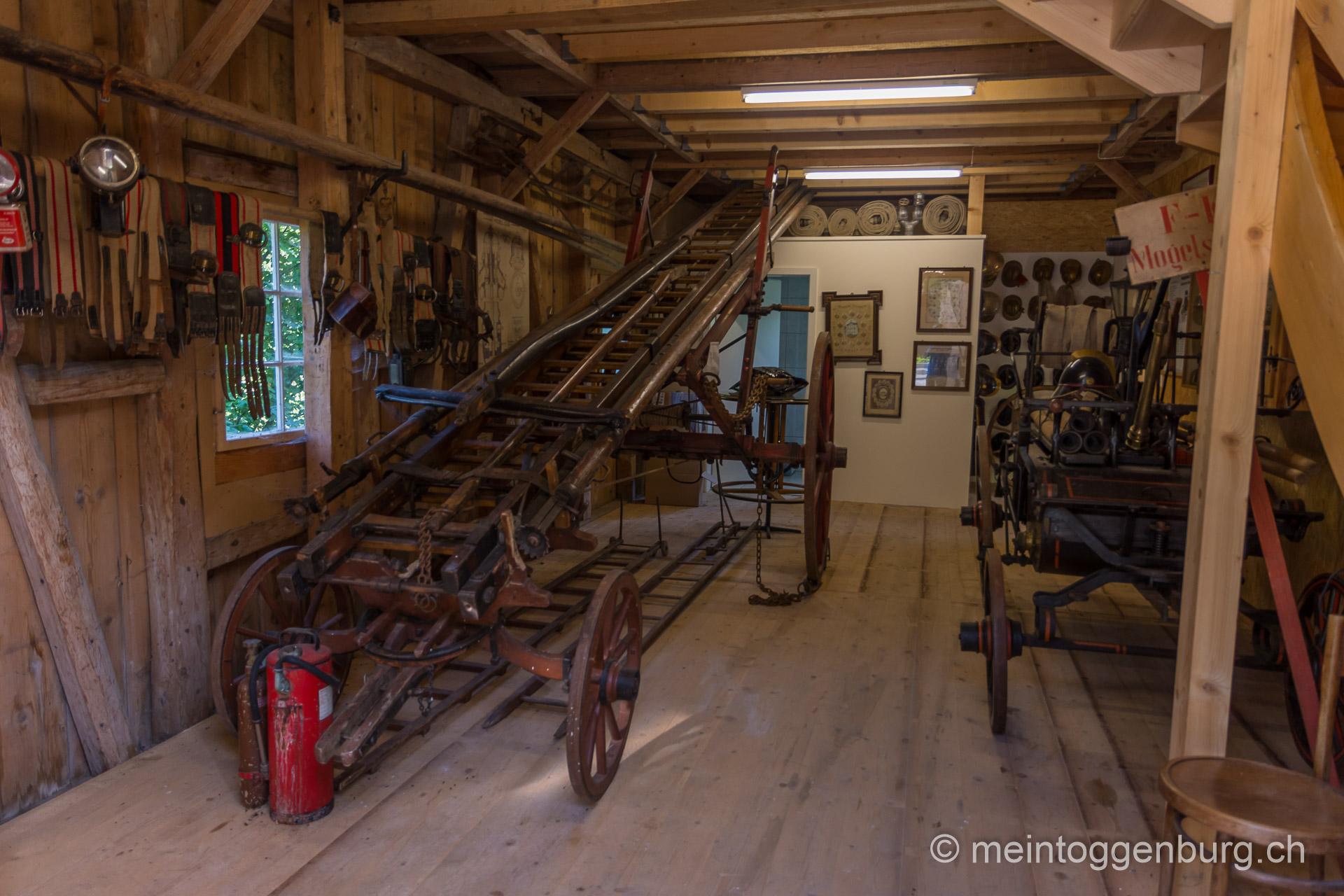 Feuerwehrmuseum Dicken