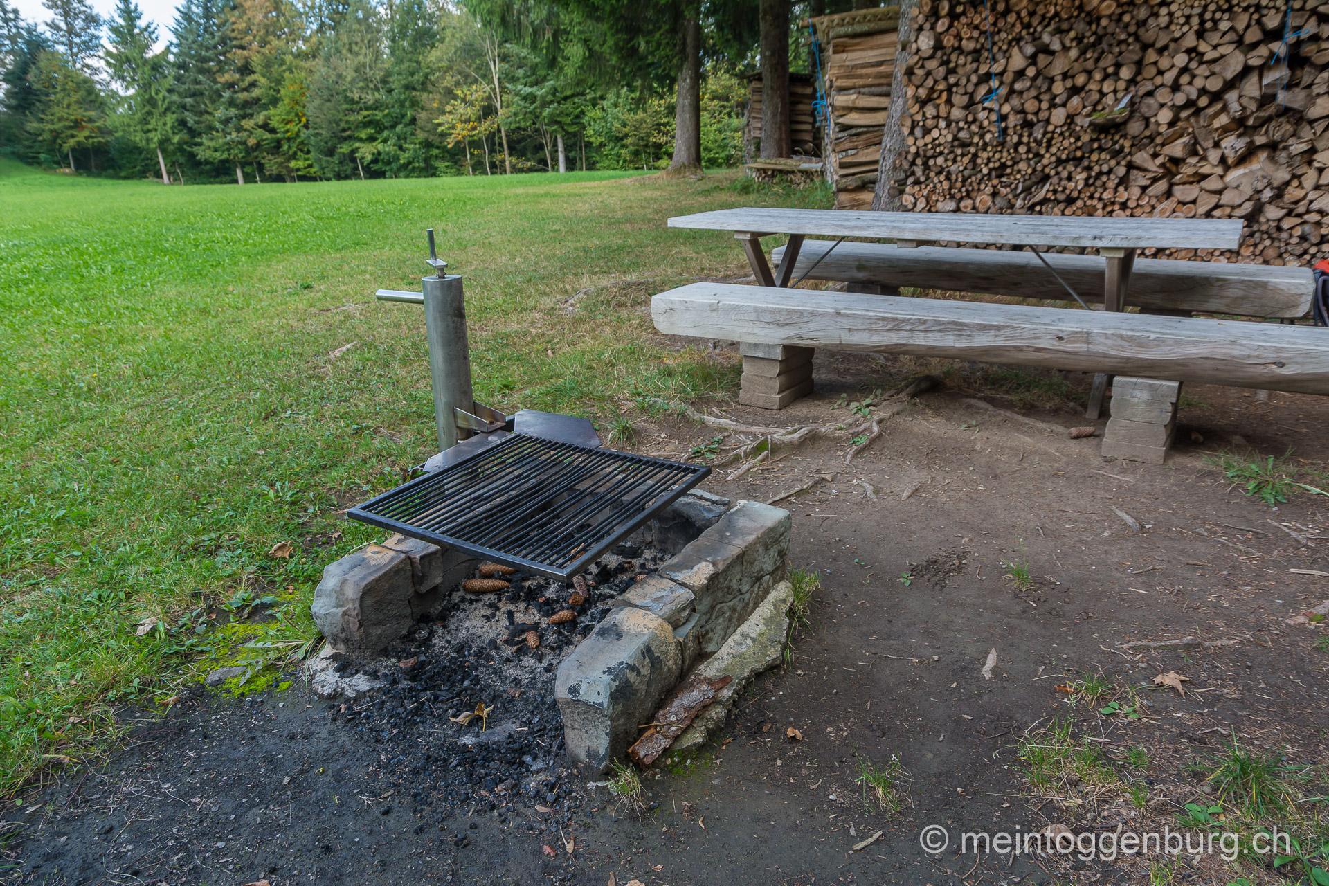Grillplatz Ackerwis