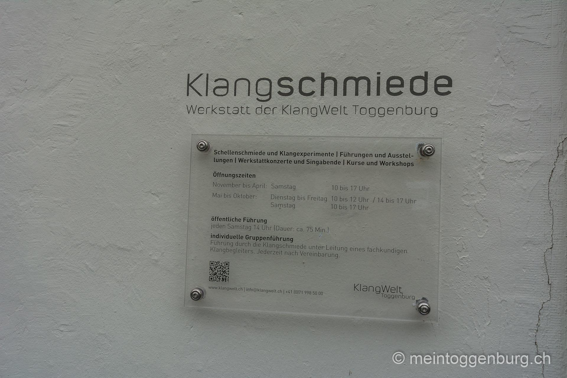 Klangschmiede Toggenburg