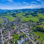 Luftaufnahme Bütschwil