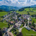 Luftaufnahme Oberhelfenschwil