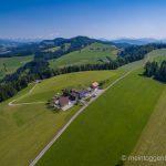 Luftaufnahme Oberhelfenschwil Weidhof