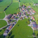 Luftaufnahme Schalkhusen