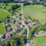 Luftaufnahme Wigetshof Oberhelfenschwil