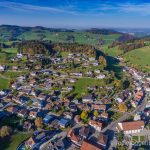 Mosnang im Herbst