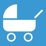 Wanderung Kinderwagen