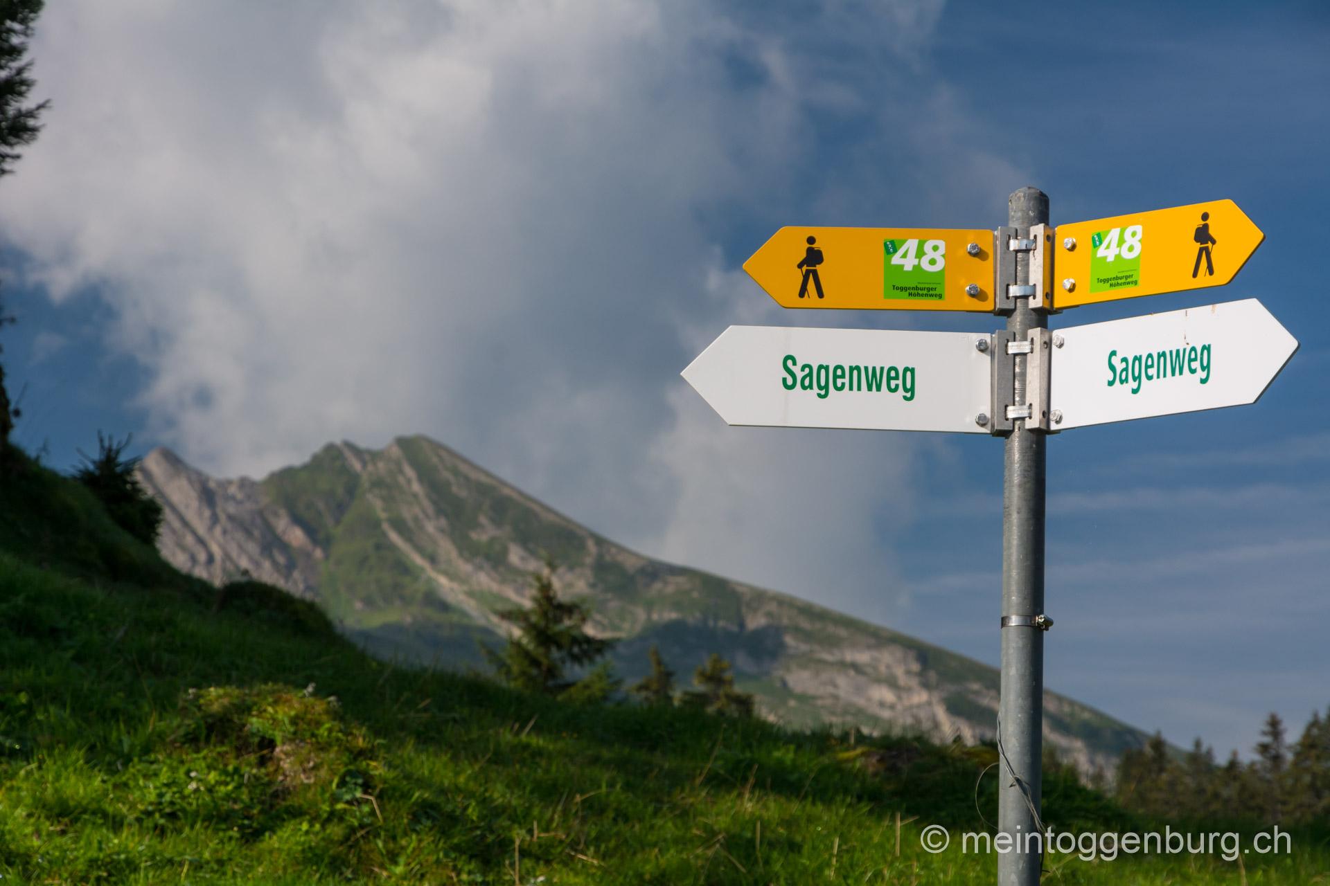 Toggenburger Sagenweg