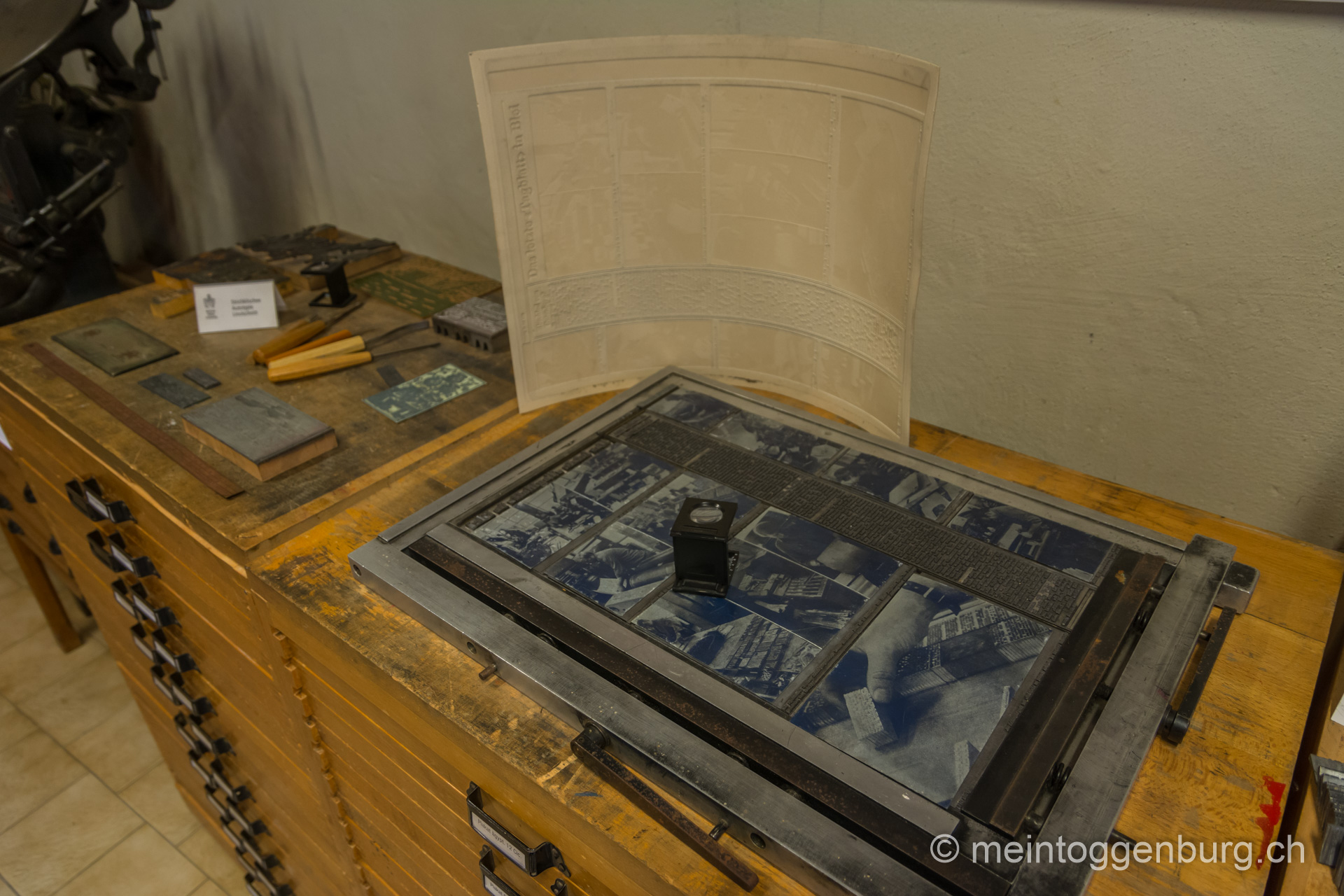 Museum Gallsche Offizin in Lichtensteig