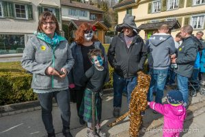 Fasnacht Mosnang 2017