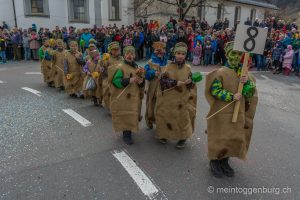 Fasnacht Mosnang