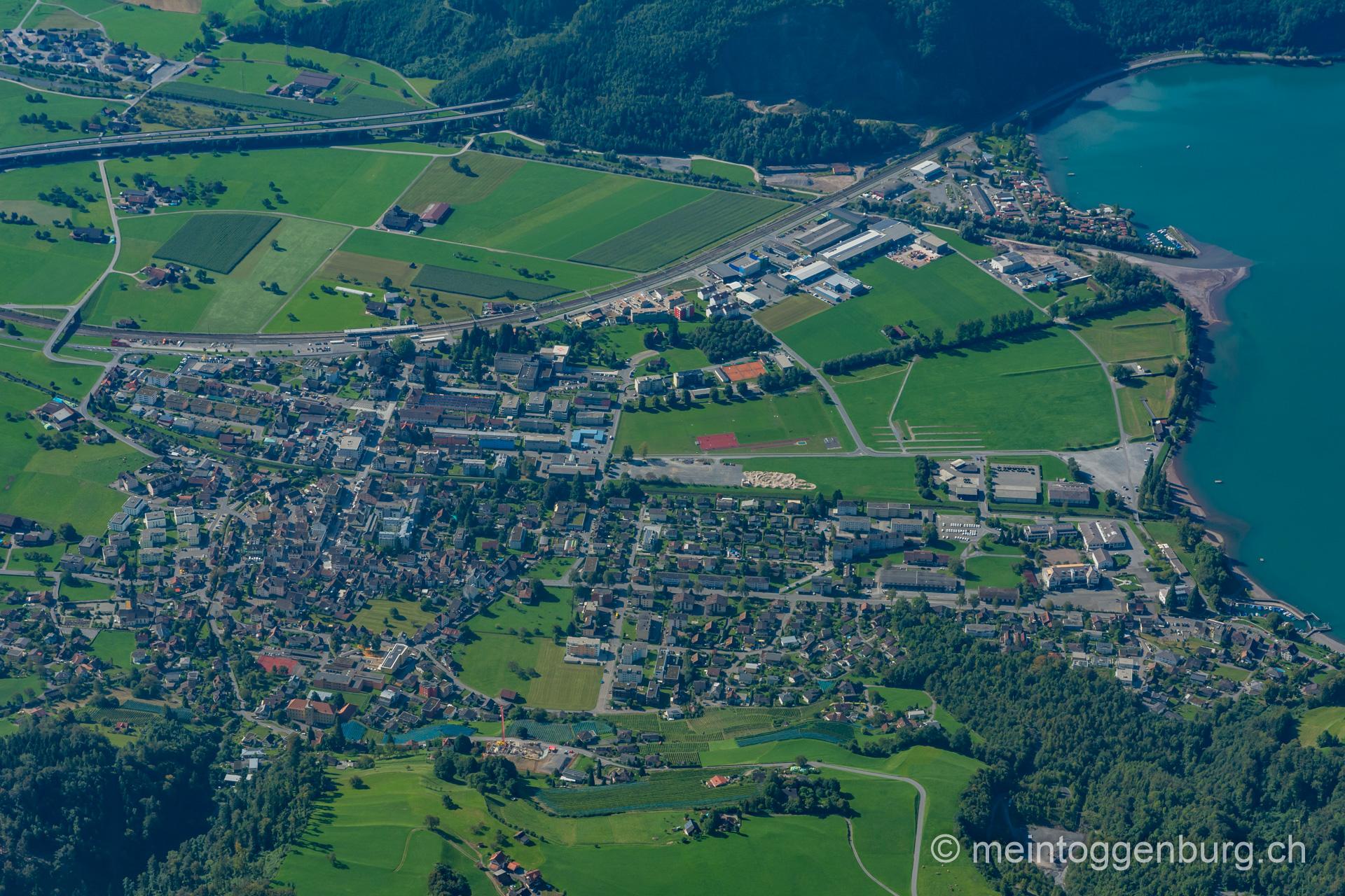 Panoramaweg Blumenweg Rosenboden Chäserrugg