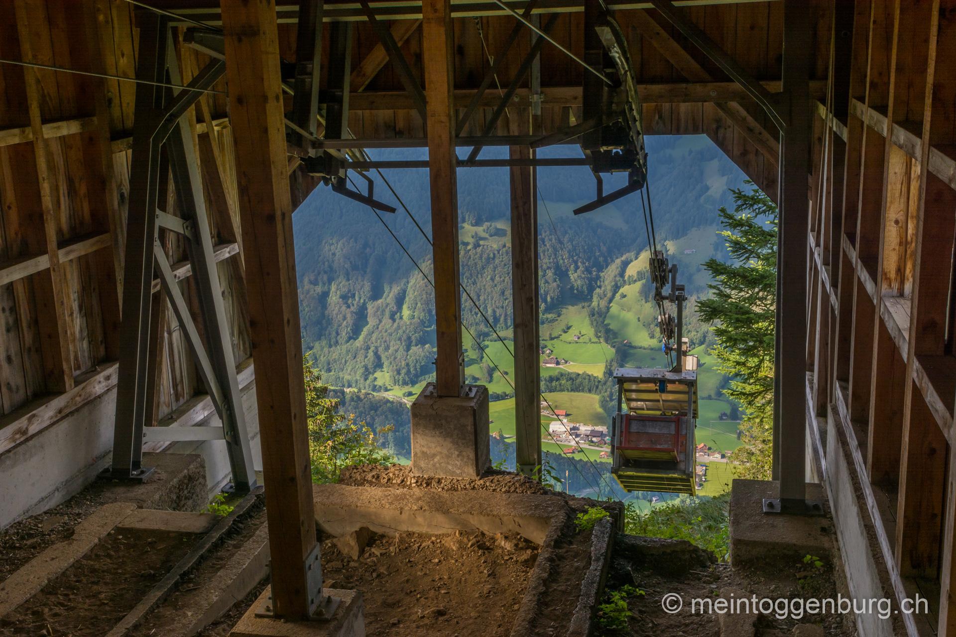 Wanderung auf den Selun - Kistenbahn nach Starkenbach