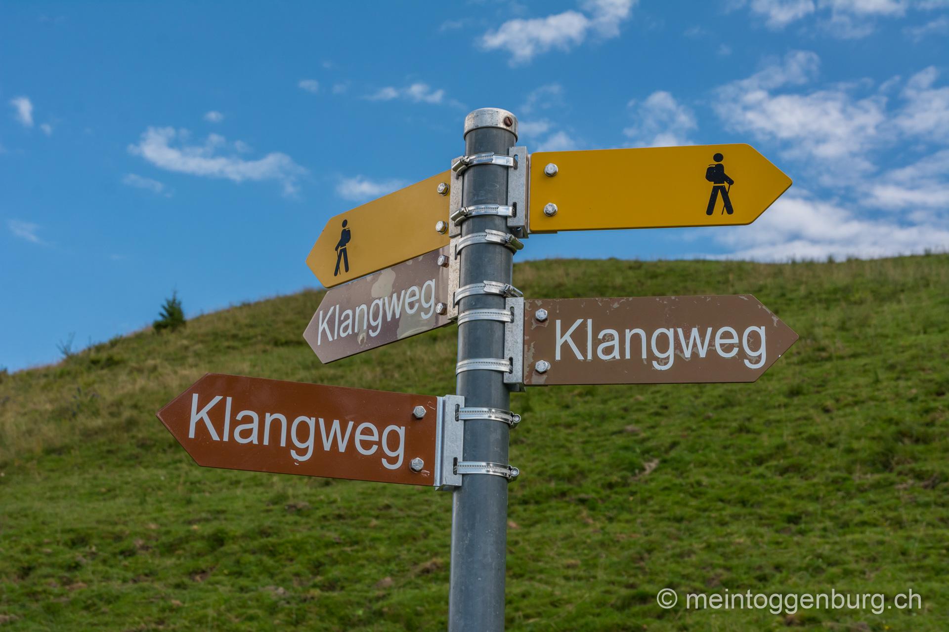 Klangweg Toggenburg