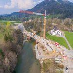 Umfahrung Bütschwil, Brücke über die Thur bei Dietfurt