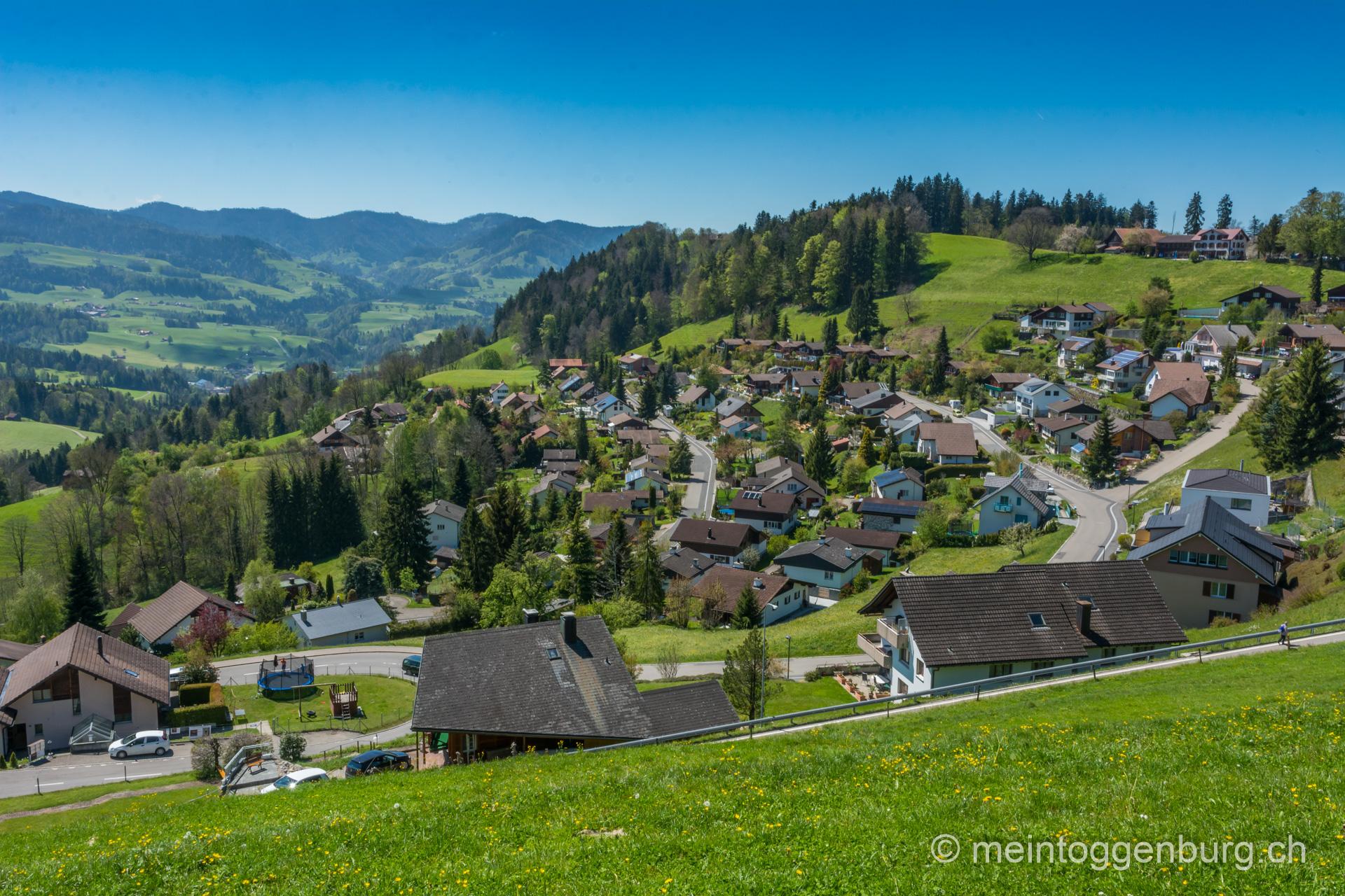 Kneippweg Oberhelfenschwil