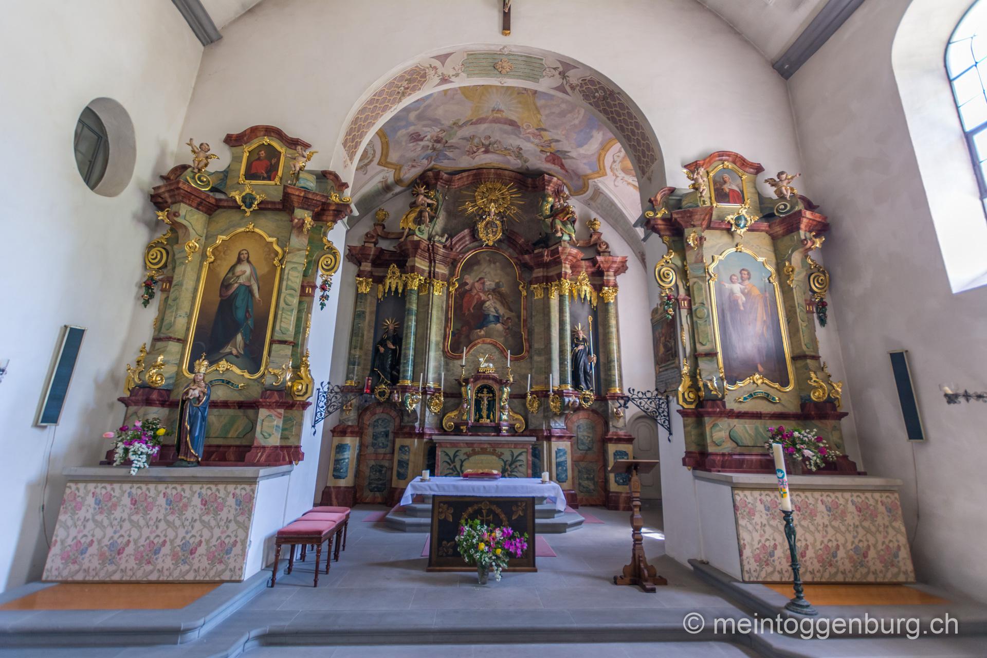 Kloster Wattwil
