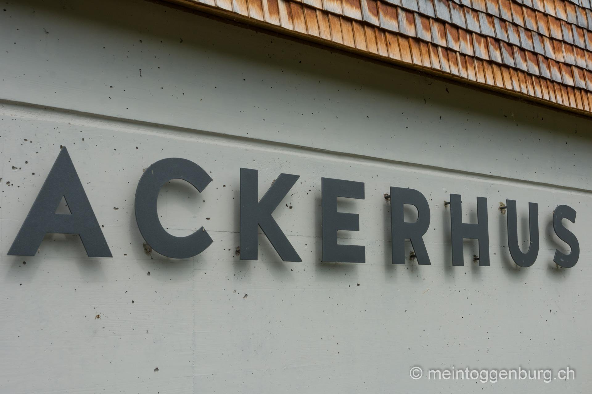 Ackerhus Ebnat-Kappel