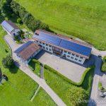 Luftaufnahme Schule Libingen