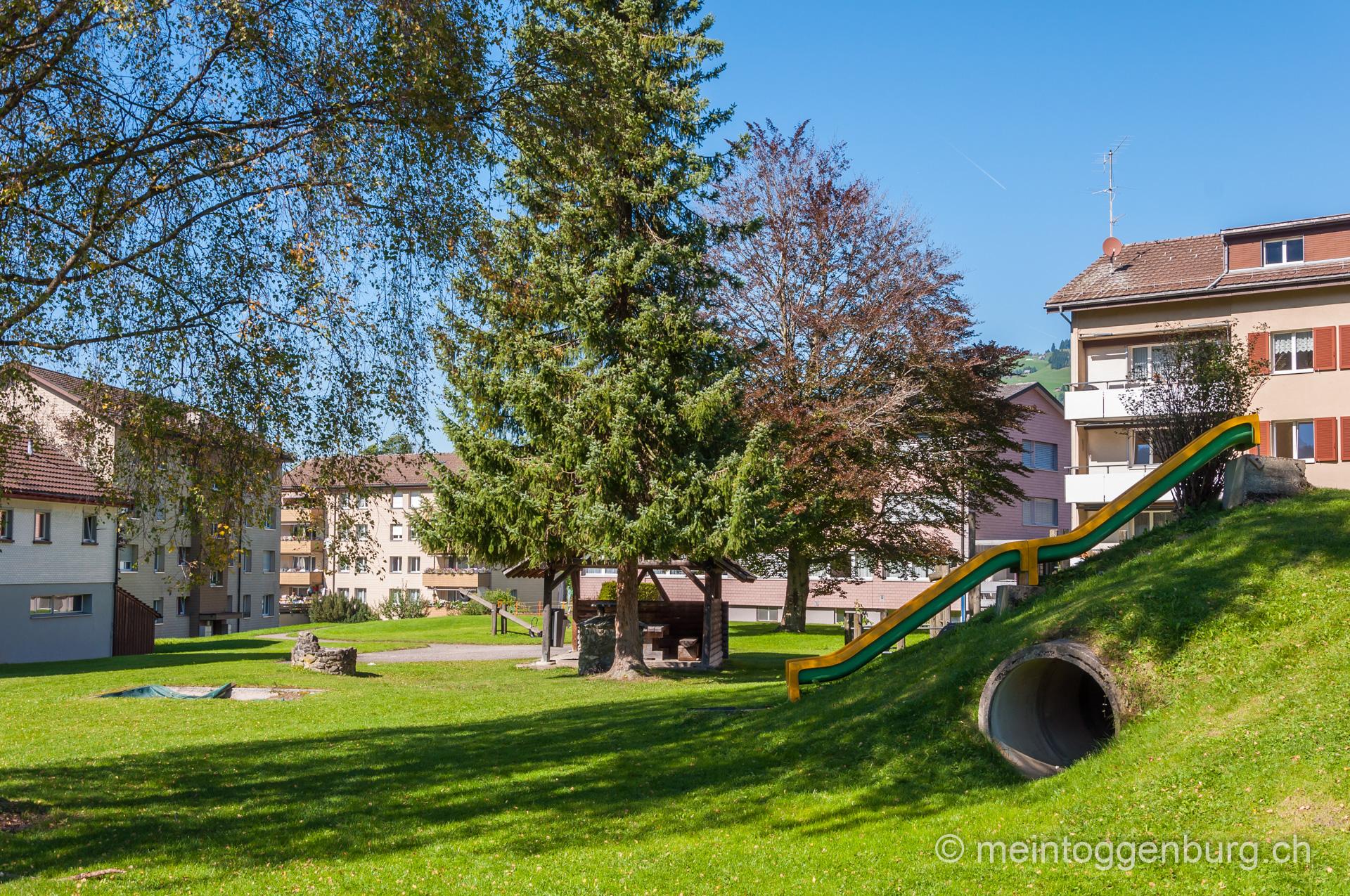 Grillplatz Spielplatz Haggen