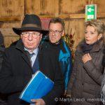 Fredy Fässler und Karin Keller-Sutter