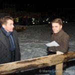 Ivan Louis und Ruben Schuler