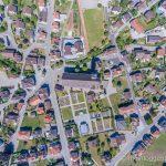 Bütschwil Luftaufnahme
