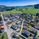 Luftaufnahme Ganterschwil